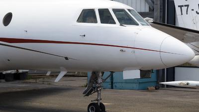 T7-DFX - Dassault Falcon 50 - Private