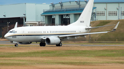 165832 - Boeing C-40A Clipper - United States - US Navy (USN)