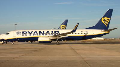 EI-GSH - Boeing 737-8AS - Ryanair