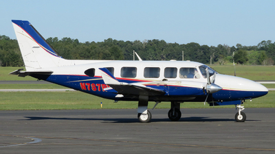 N787RW - Piper PA-31-350 Panther II - Private