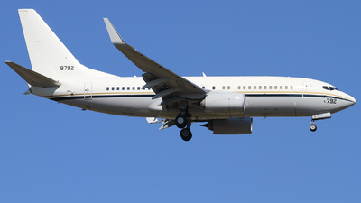 169792 - Boeing C-40A Clipper - United States - US Navy (USN)