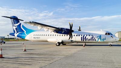 A picture of 8QRAY - ATR 72600 - Manta Air - © JuliaEK