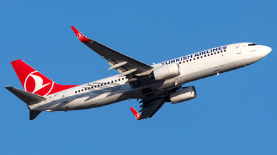 A picture of TCJGY - Boeing 7378F2 - Turkish Airlines - © Manuel Mueller