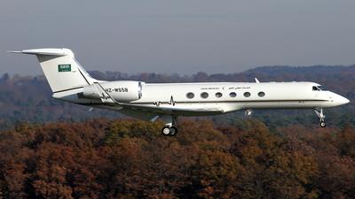 A picture of HZMS5B - Gulfstream V - [583] - © Daniel Schwinn