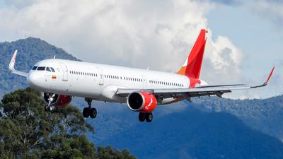 N761AV - Airbus A321-253N - Untitled