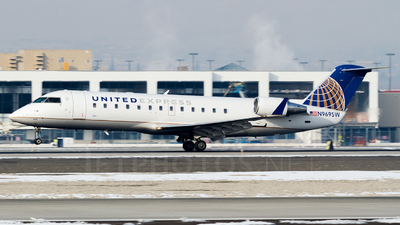 N969SW - Bombardier CRJ-200ER - United Express (SkyWest Airlines)