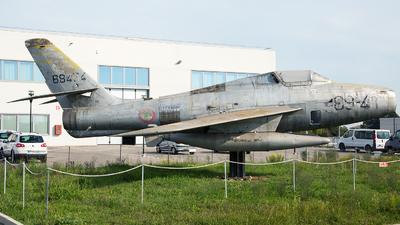 MM53-6637 - Republic F-84F Thunderstreak - Italy - Air Force