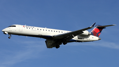 N625CA - Bombardier CRJ-701ER - Delta Connection (Compass Airlines)