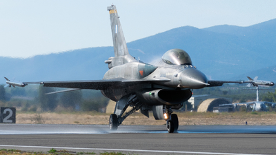 535 - Lockheed Martin F-16CJ Fighting Falcon - Greece - Air Force