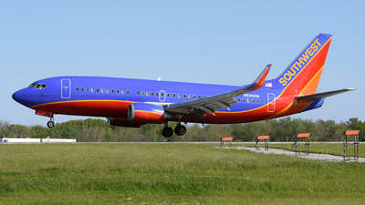 N656SW - Boeing 737-3H4 - Southwest Airlines