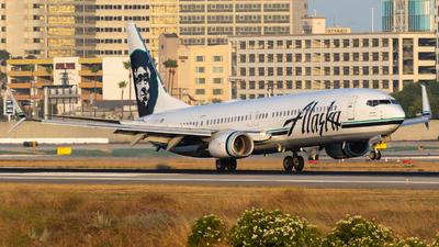 N433AS - Boeing 737-990ER - Alaska Airlines