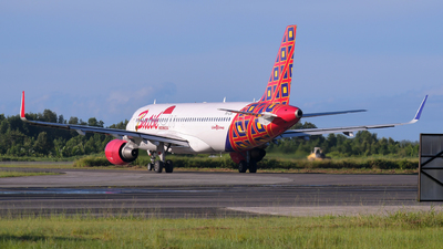 PK-LAR - Airbus A320-214 - Batik Air