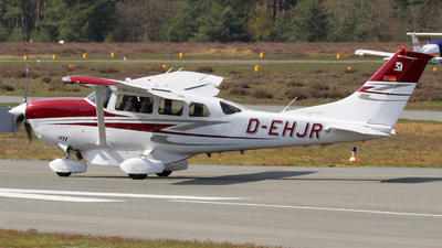 D-EHJR - Cessna T206H Turbo Stationair - Private