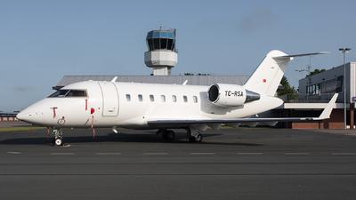 TC-RSA - Bombardier CL-600-2B16 Challenger 605 - Redstar Aviation