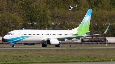 N801XA - Boeing 737-800 - Saudi Aramco Aviation
