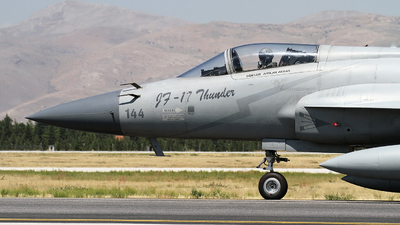 13-144 - Pakistan JF-17 Thunder - Pakistan - Air Force