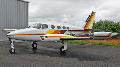 N85LB - Cessna 340A - Private