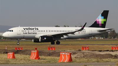 XA-VLO - Airbus A320-233 - Volaris