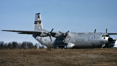 N133B - Douglas C-133B Cargo Master - Private
