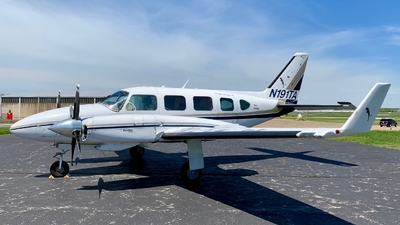 N191TA - Piper PA-31-310 Navajo - Private