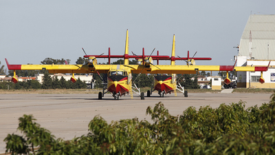 UD.13-19 - Canadair CL-215T - Spain - Air Force