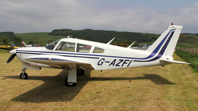 A picture of GAZFI - Piper PA28R200 - [28R7135160] - © Ian Howat
