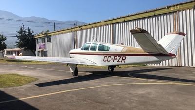 CC-PZR - Beechcraft V35 Bonanza - Private