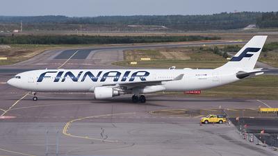 OH-LTR - Airbus A330-302 - Finnair
