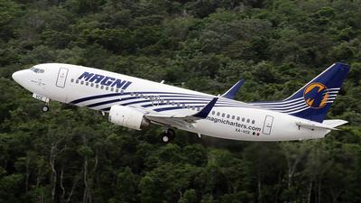 XA-VCE - Boeing 737-3H4 - Magnicharters