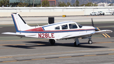 A picture of N28LE - Piper PA28R200 - [28R7635253] - © Luca Flores