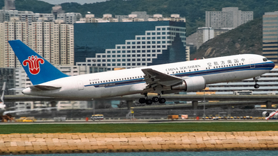 B-2566 - Boeing 767-31B(ER) - China Southern Airlines