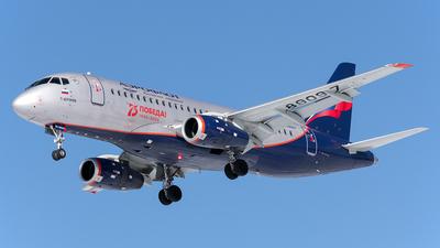 RA-89097 - Sukhoi Superjet 100-95B - Aeroflot