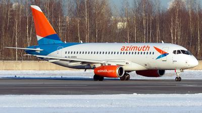 A picture of RA89093 - Sukhoi Superjet 10095LR - Azimuth - © ArCher