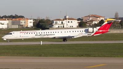 EC-MQQ - Bombardier CRJ-1000 - Iberia Regional (Air Nostrum)