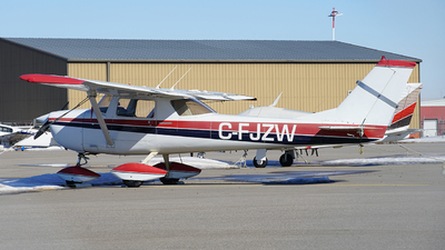 C-FJZW - Cessna 172 Skyhawk - Private