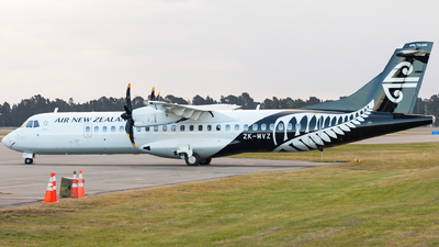 ZK-MVZ - ATR 72-212A(600) - Air New Zealand Link (Mount Cook Airline)