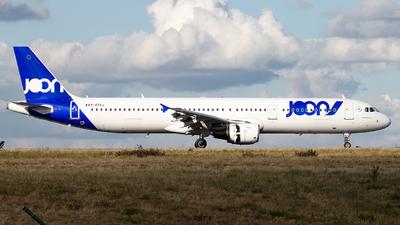 F-GTAJ - Airbus A321-211 - Joon