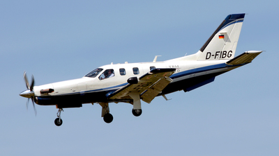 D-FIBG - Socata TBM-850 - Private