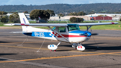 A picture of VHUQS - Cessna A152 - [A1520763] - © Andrew Lesty