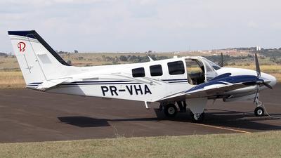 PR-VHA - Beechcraft G58 Baron - Private