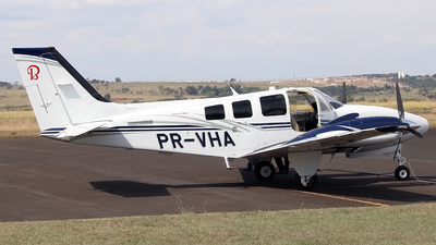 A picture of PRVHA - Beech G58 Baron - [TH2484] - © wellington francisco