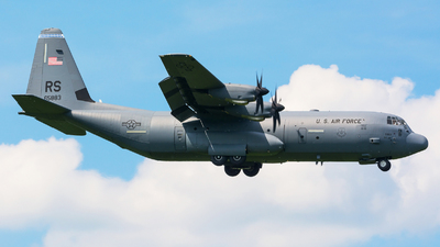 16-5883 - Lockheed Martin C-130J-30 Hercules - United States - US Air Force (USAF)