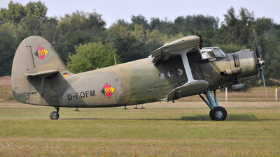 D-FOFM - Antonov An-2 - Private