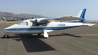 I-VICR - Partenavia P.68B Victor - Private