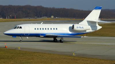 G-FBJL - Dassault Falcon 2000 - TAG Aviation