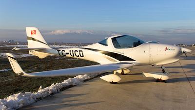 TC-UCD - Aquila A211GX - Fenix Aviation Flight School