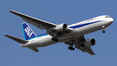 JA611A - Boeing 767-381(ER) - All Nippon Airways (ANA)