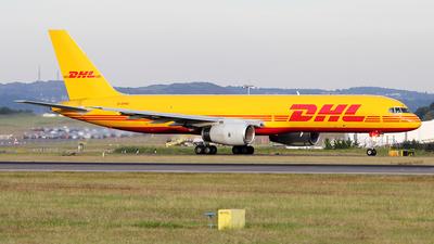 G-DHKI - Boeing 757-28A(PCF) - DHL Air