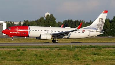 LN-ENN - Boeing 737-8JP - Norwegian