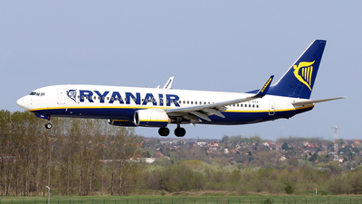 EI-ESV - Boeing 737-8AS - Ryanair